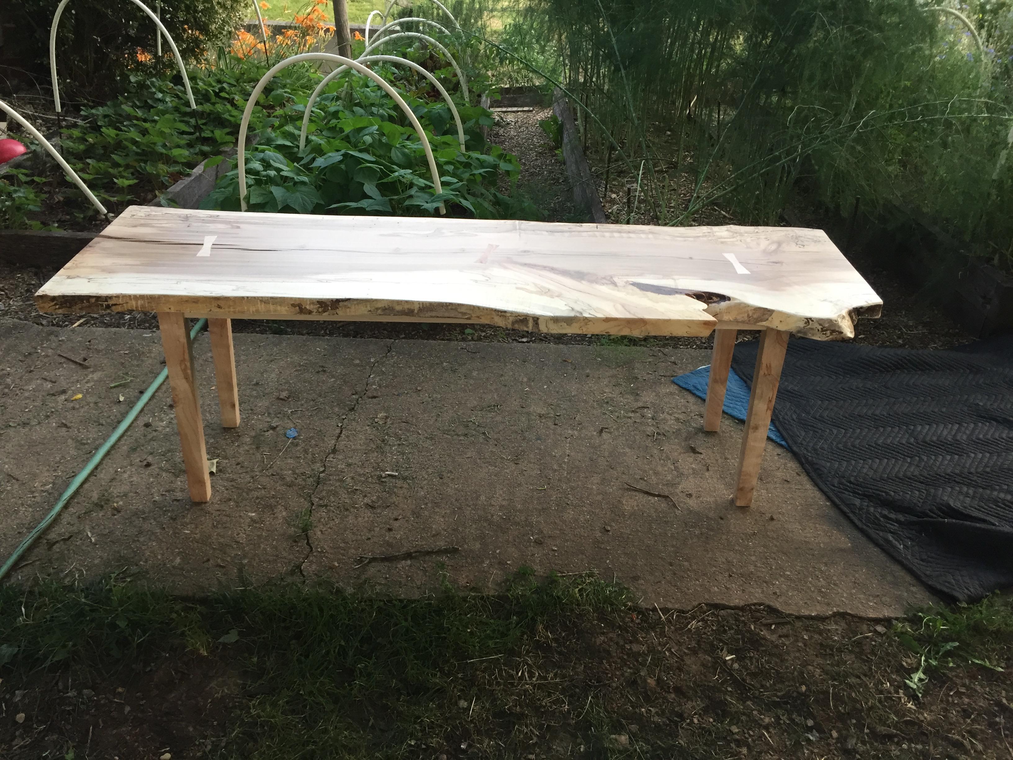 slab window table
